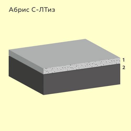 Alt Text  Ленты Абрис Abris S LTiz layers wo