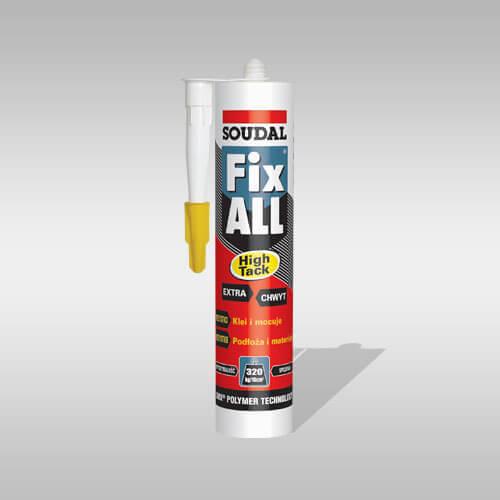 Герметики Продукты FixALL high tack