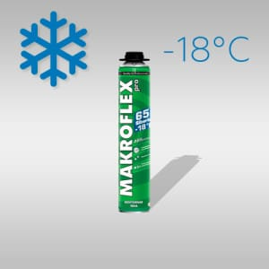 Пена монтажная зимняя ❄ Makroflex Siberian PROl 300x300