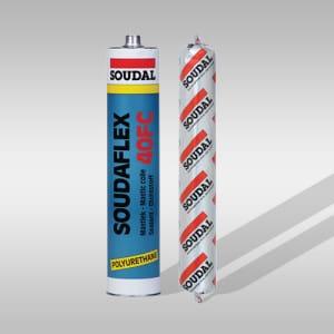 Однокомпонентные полиуретановые герметики Soudaflex 40 fc 300x300
