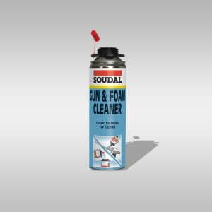 Монтажные пены Soudal GUN Foam Cleaner 300x300