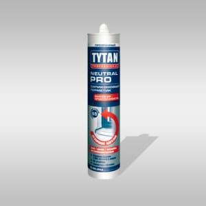 Силиконовые герметики Силиконовые герметики Tytan Neutral 300x300