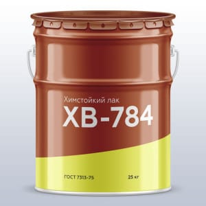 Лаки и краски, защитные покрытия hv 784 300x300