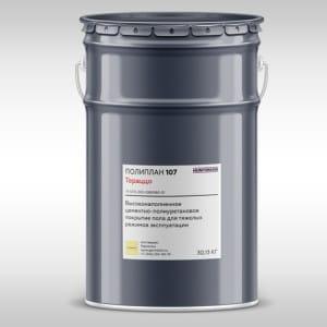 Цементно-полиуретановые покрытия poliplan 107 teracco 300x300