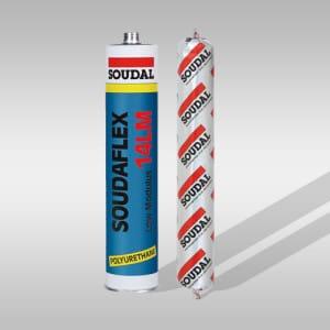 Однокомпонентные полиуретановые герметики soudaflex 14 lm 300x300